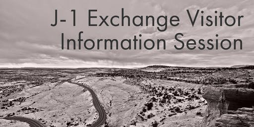 J-1 Exchange Visitor Information Session for the Danforth Campus