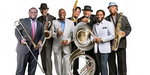 Dirty Dozen Brass Band at Boone Saloon