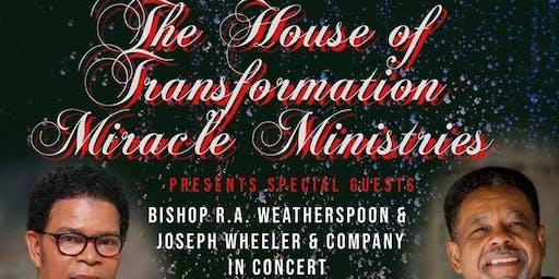 Christmas Extravaganza at The H.O.T.