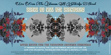 David Bryan and The Terrapin Chamber Ensemble  tickets