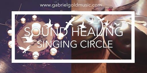 Sound Healing Singing Circle