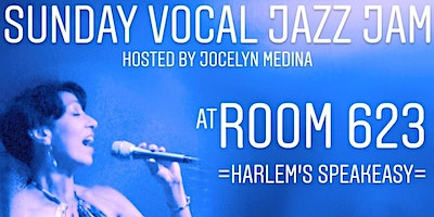 Sunday Vocal Jazz Jam at ROOM 623