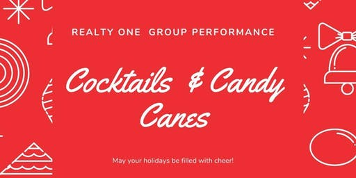 COCKTAILS & CANDY CANES