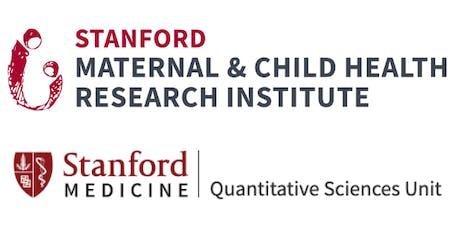 MCHRI QSU Biostatistics Consultations for Clinical (MD) Trainee Support Program - December 5, 2019 tickets