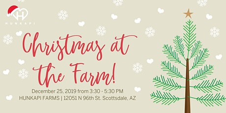 Christmas at the Farm 2019! tickets