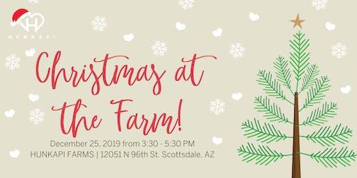 Christmas at the Farm 2019!