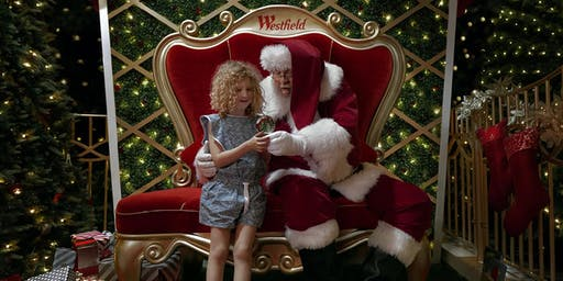 Westfield Albany Sensitive Santa Photography 7th Dec
