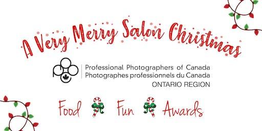 4311-0011 A Very Merry Salon Christmas