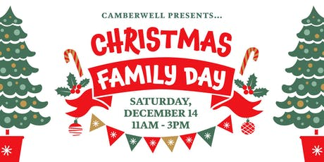 You're invited to Camberwell's Christmas Family Day 2019 tickets