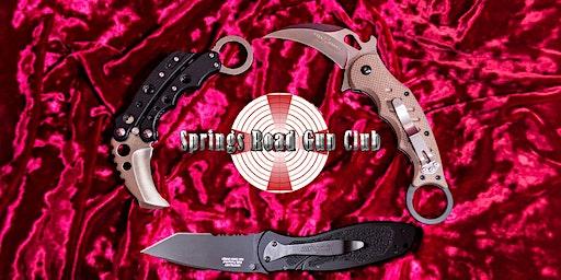 Knife Fighting 101
