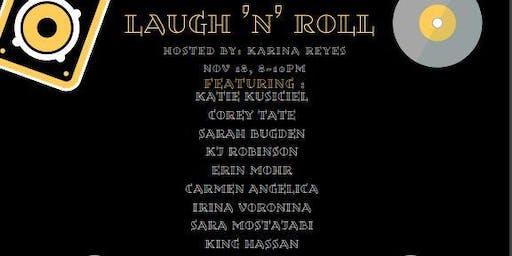 Laugh ' N ' Roll Comedy