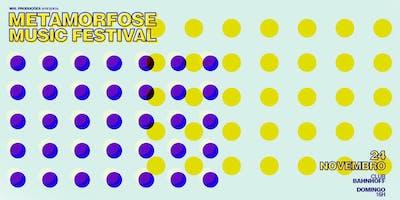 Metamorfose Music Festival- 2ª Edição