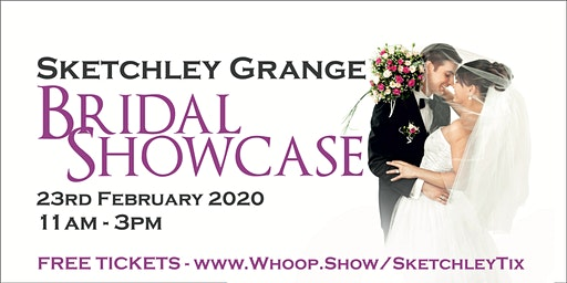 Sketchley Grange Bridal Showcase