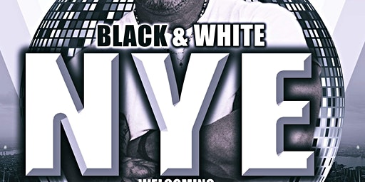 RETRO NITES - NYE Black & White  Party
