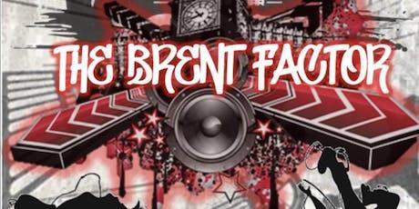The Brent Factor 2019  Finals tickets