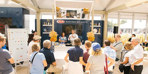 Free Pasta Tasting From Barilla's APE Car