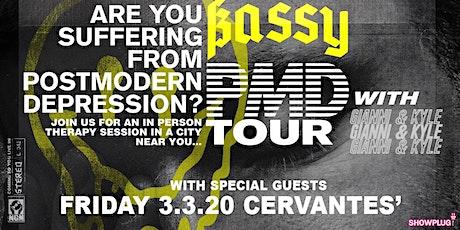 Marc E. Bassy - PMD Tour w/ Gianni & Kyle tickets