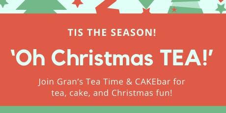 Oh Christmas TEA