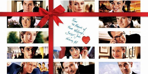 LOVE ACTUALLY Trivia at the CHEEKY SQUIRE