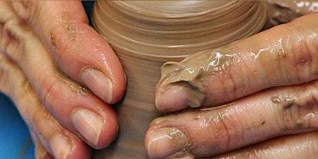Hand Building Ceramics Summer Camp tickets