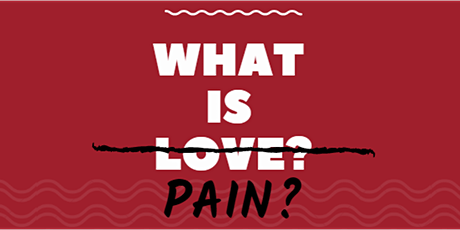Free Information Evening: What Is Pain? tickets