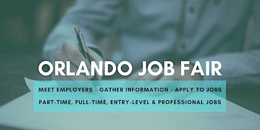 Orlando Job Fair -February 4, 2020 - Career Fair