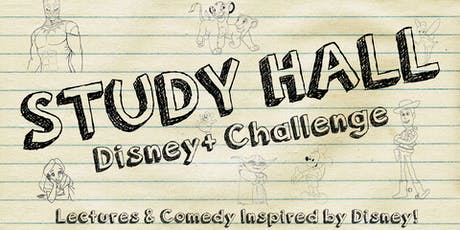 Study Hall: Disney+ Challenge! tickets