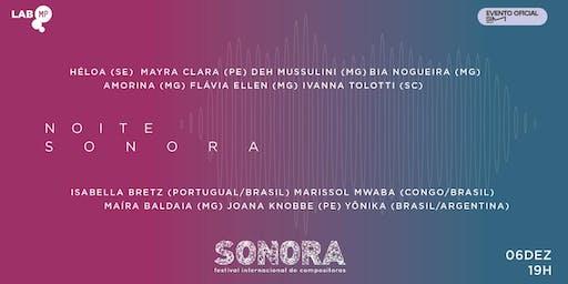 06/12 - SIM 2019 | NOITE SONORA NO LAB MUNDO PENSANTE