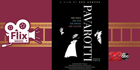 Flix: Pavarotti tickets