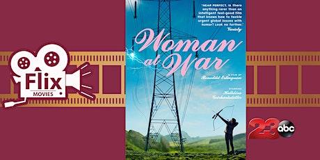 Flix: Woman at War tickets
