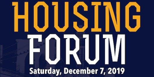 District 45 Community Housing Forum