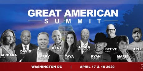 The Great American Summit tickets