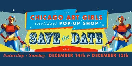 Chicago Art Girls Holiday Pop-Up Shop tickets