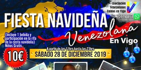 II Fiesta navideña Venezolana tickets