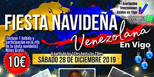 II Fiesta navideña Venezolana