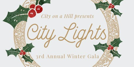 City Lights Winter Gala - FREE Ticket from Tuesdays at the Boulevard  tickets