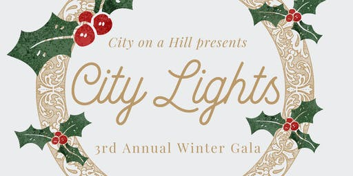 City Lights Winter Gala - FREE Ticket from Tuesdays at the Boulevard