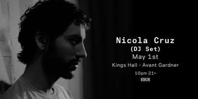 Nicola Cruz (DJ Set)