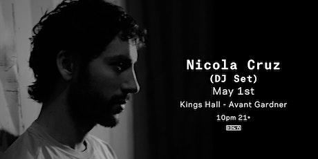 Nicola Cruz (DJ Set) tickets