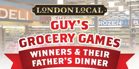 London Local Presents: Guys Grocery Games Viewing Party tickets