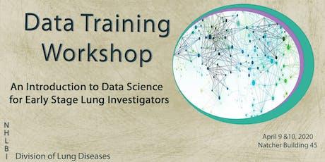 NHLBI DLD Data Science Training Workshop tickets