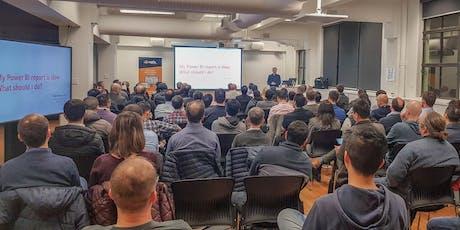 Power BI User Group Meetup - December- Sydney tickets