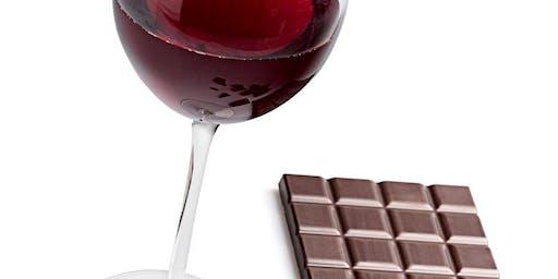 Wine & Chocolate Tasting