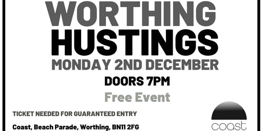 Worthing Hustings