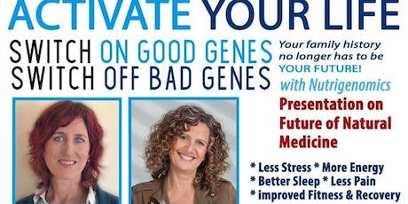 Biohack Your Body to Reduce Oxidative Stress! tickets