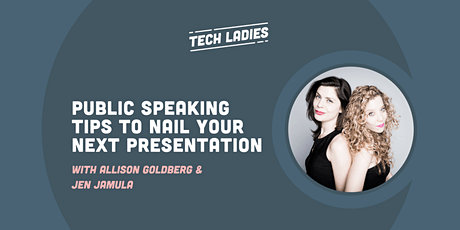 *Webinar* Public Speaking Tips to Nail Your Next Presentation (Encore) tickets