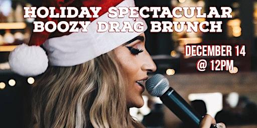 Holiday Spectacular Drag Brunch