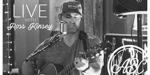 Live Music with Ross Kinsey