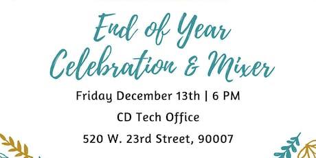 Community Planning Program End of Year Celebration + Mixer tickets
