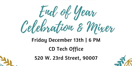 Community Planning Program End of Year Celebration + Mixer tickets